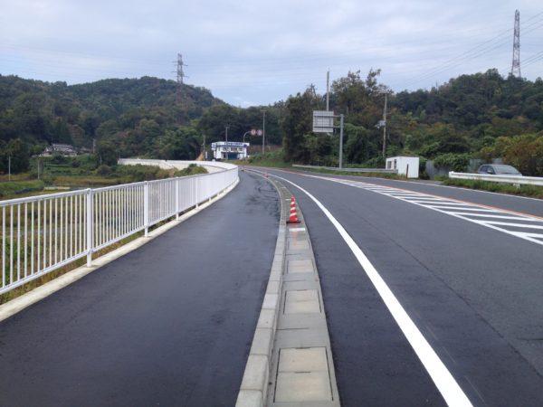 国道178号道路工事 北都建設